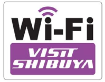 visit Shibuya freewifi