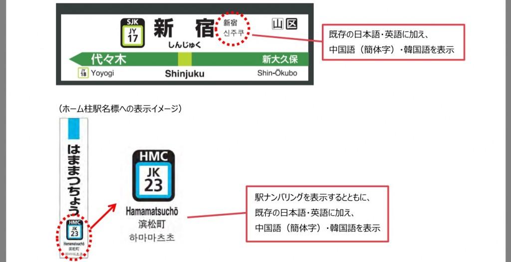 JR line Board00001