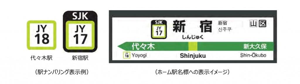JR line Board00004